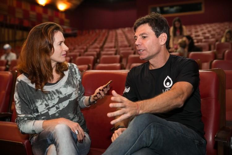 Batel-papo com o educador físico Marcio Atalla para o blog