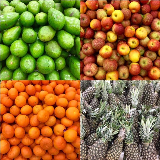 Frutas são ricas em antioxidantes e ajudam a desinflamar o organismo