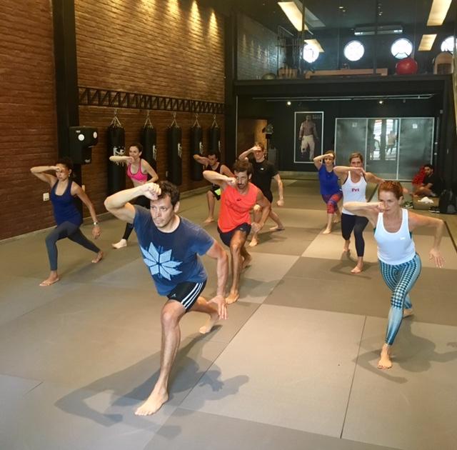 Capoeira para trabalhar o ritmo, a coordenação