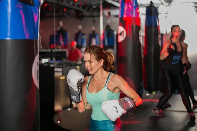 Não faço atividade física com o objetivo de queimar calorias ou competir com ninguém: faço pelo prazer